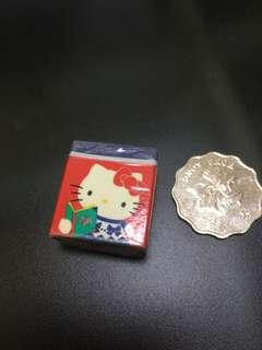Sanrio Hello Kitty 絕版 擦膠