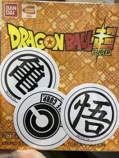 Dragon Ball 貼紙