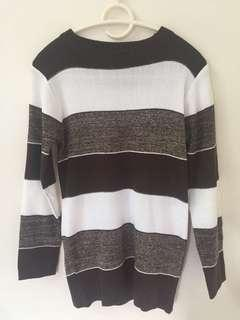 Knit Brown Top