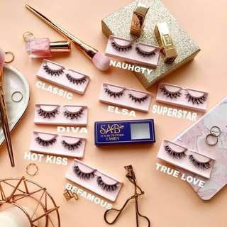 Sab Eyelashes (3D/5D)