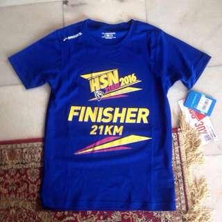 Brooks Hsn21km Finisher T Shirt