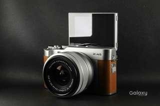 Kredit kamera miroless fujifilm XA5