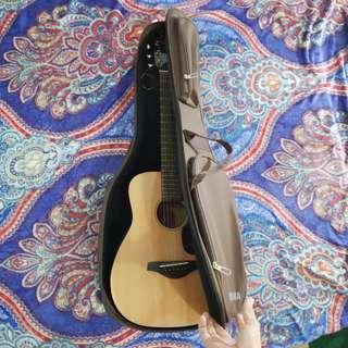 Mini Gitar Akustik Yamaha FG Junior JR2S plus GigBag