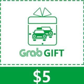 Grab $5 E-Voucher (Promo Code)