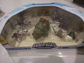 Star Wars Galactic Heroes - Escape From Mos Eisley