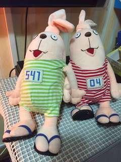 🚚 兔玩偶 《任選》