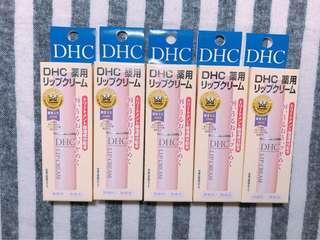 🚚 日本帶回🇯🇵DHC 純欖護唇膏1.5g
