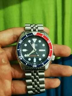 Seiko Automatic Diver's Watch SKX009K2