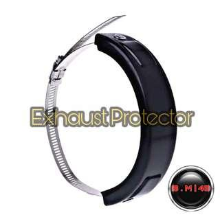 Universal Exhaust Protector ( Black Only ) * Instock *