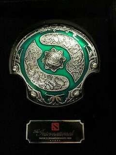 DOTA 2 Collector's Aegis of Champion