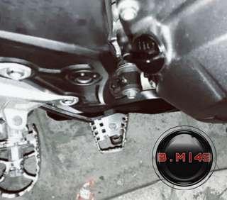 Offroad Brake Rest Enlarger ( CB400x ) * Instock *