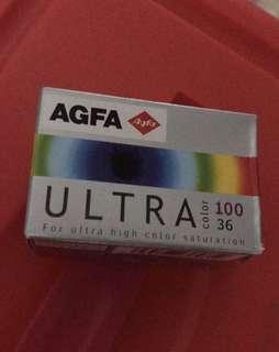 Agfa ultra 100