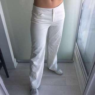 Vintage White Dress Pants