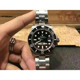Various authentic luxury watches and bags
