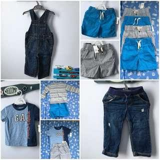 🚚 Authentic GAP Kids Clothes for 12-18months