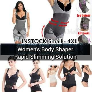 50% SALE INSTOCK Free Mail Body Shaper Corset Slimming vest