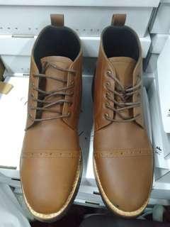 Sepatu boots kulit original portee goods