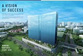 VISION EXCHANGE at Jurong East MRT