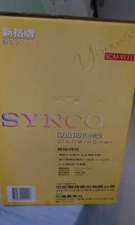 🚚 SYNCO新格牌咖啡機SCM-9111(買一送一盒濾紙)
