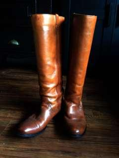 Leather Boots from Paris