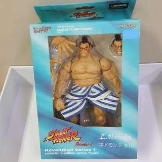 街頭覇王 E Honda 本田 Street Fighter Revolution Series 1