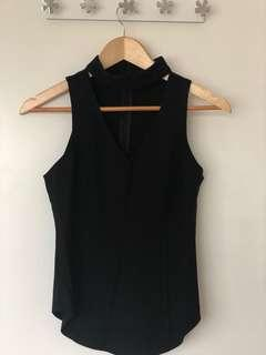 Pilgrim Black Rush Top (8)
