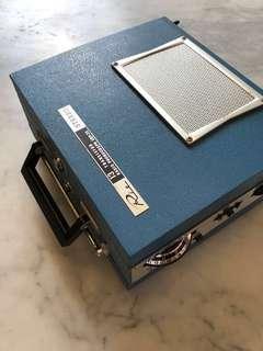 Vintage Radio Phonograph Player