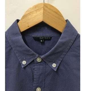 Oxygen Men's Button Down Shirt