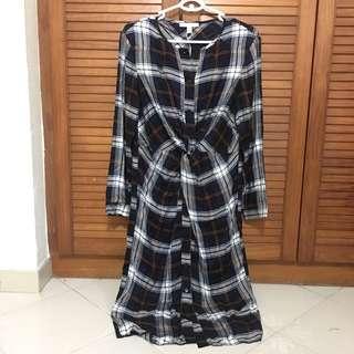 Sales✨BNWT Stylish Esprit Tartan Dress