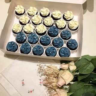 Custom Cupcakes!
