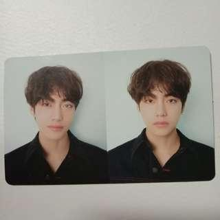 BTS LOVE YOUSELF: TEAR V PHOTOCARD