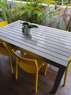 Ikea outdoor table and chairs