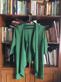 [PRELOVED] Green Outer