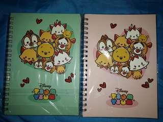 🚚 Tsum Tsum Notebook