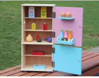 🚚 [PO] Fridge Toy Play Set