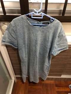 🚚 Jean dress