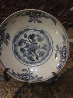 Ming plate antiques