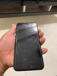 IPhone 7 plus 128 gb matte black