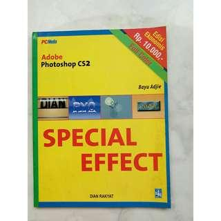Buku Special Effect Adobe Photoshop CS2 - PC Media