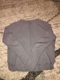 Babaton chalmers sweater size small