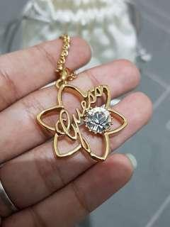 Kalung Guess original new with tag