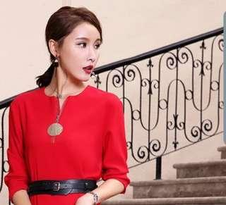 BRAND NEW long sleeves blouse