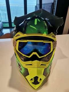 Lazer off road helmet