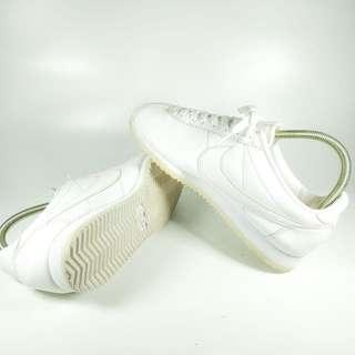 Sepatu Nike Cortez All White Size 39