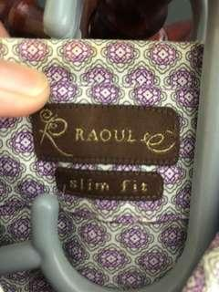 Raoul Slim Fit Shirt