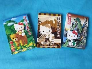 🚚 Hello Kitty Mini note pad