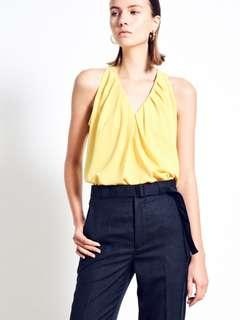 In good company Elle Crepe Top