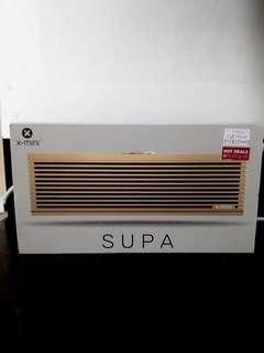 X- Mini SUPA Bluetooth Speaker