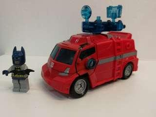 Transformers botcon 2005 Ironhide (classic mode, g1 look)