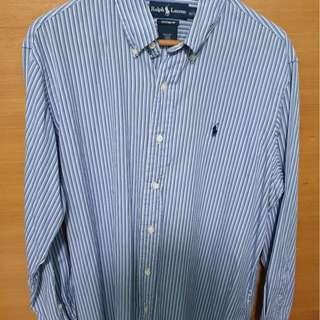 Ralph Lauren L/S Shirt(Authentic)